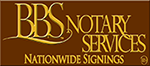BBS Notary Services